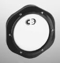 "CB Percussion 8"" tunable Practice Pad."
