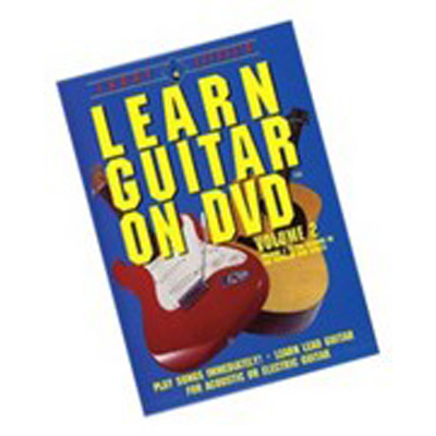 Larry Little Learn Guitar on DVD Volume 2.