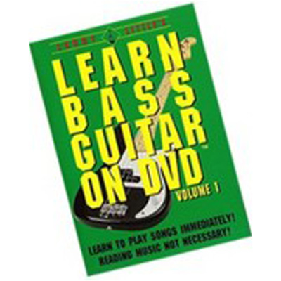 Larry Little Learn Bass on DVD Volume 1.