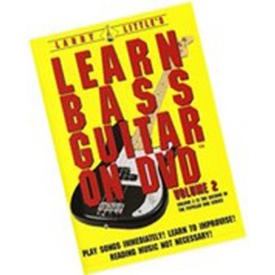 Larry Little Learn Bass on DVD Volume 2.