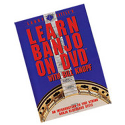 Larry Little Learn Banjo on DVD.