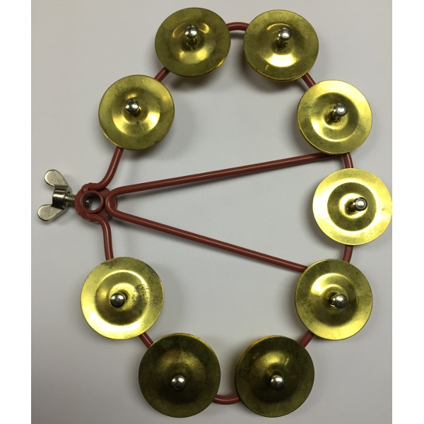 LP Cyclops Brass Jingle Ring