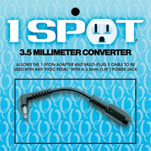 Visual Sound 1 SPOT 3.5mm Converter Adapter.