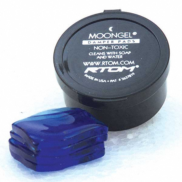 MoonGel Drum Damper.