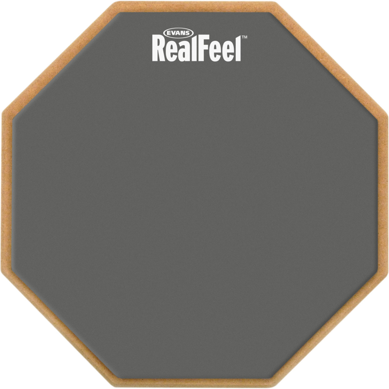 Evans RealFeel 6 Inch 2-Sided Head.