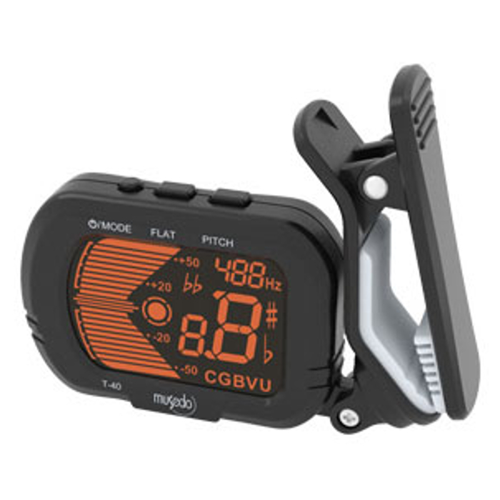 Amahi Snail Clip On Tuner.