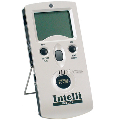 Intelli 5-in-1 Digital Metronome, Tuner, Thermometer, Hygrometer