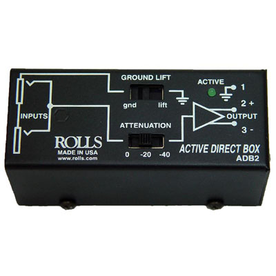 ADB2 Active Direct Box.