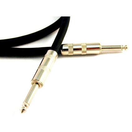 "Pro 3 Foot 1/4"" Speaker Cable."