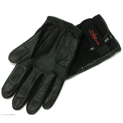 Zildjian Drummers Gloves Large Size Black.