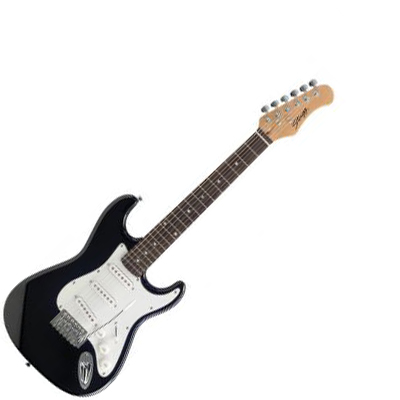 Strat Style 3/4 Size Electric Guitar.