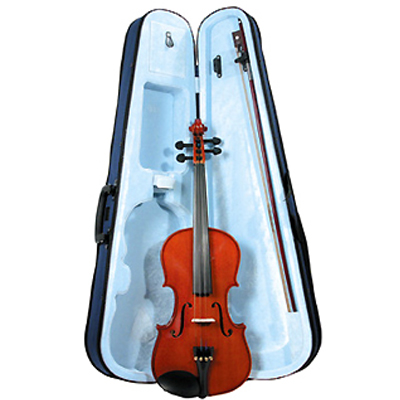 Intermediate Student Violin Outfit 1/8-4/4.