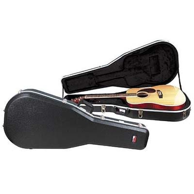 Gator ABS Dreadnought Acoustic Guitar Case.