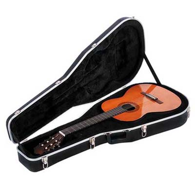 Gator ABS Classical Acoustic Guitar Case.