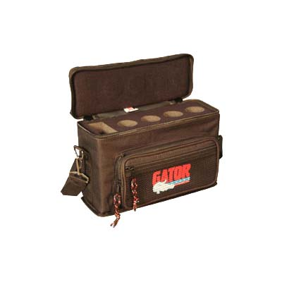 Gator Padded Microphone Bag.
