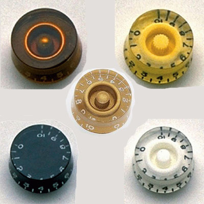 2 Pack Plastic Speed Knobs.