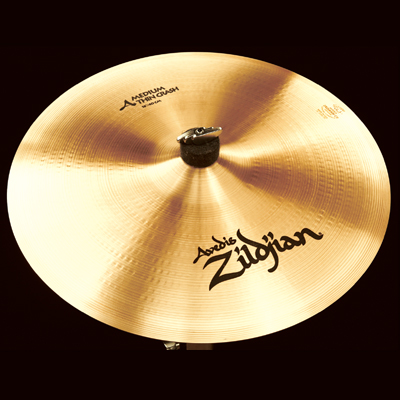 "Avedis 16"" Medium Thin Crash."
