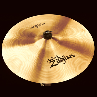 "Avedis 18"" Medium Thin Crash."