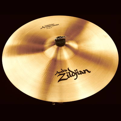 "Avedis 19"" Medium Thin Crash."