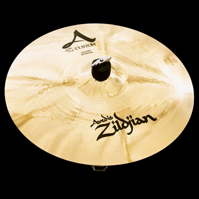 "A Custom 16"" Crash."