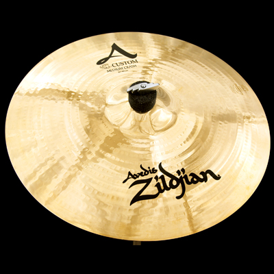 "A Custom 16"" Medium Crash."