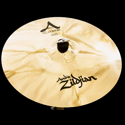 "A Custom 17"" Crash."
