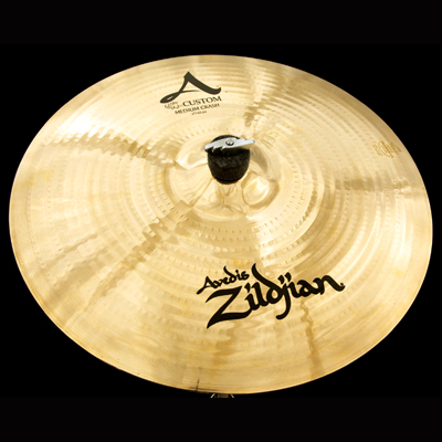 "A Custom 17"" Medium Crash."