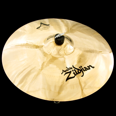 "A Custom 19"" Medium Crash."