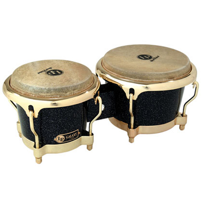 Bongos and Congas