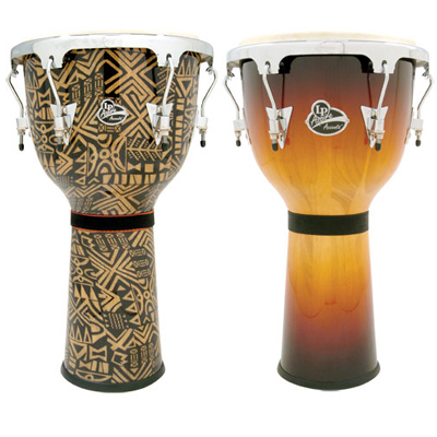 LP Aspire Accents Wood Djembe.