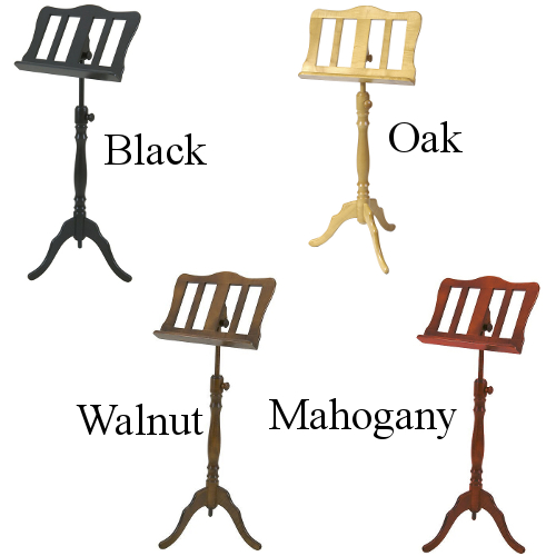 European Crafted Decorative Music Stand.