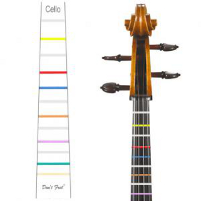 Don\'t Fret For Cello.