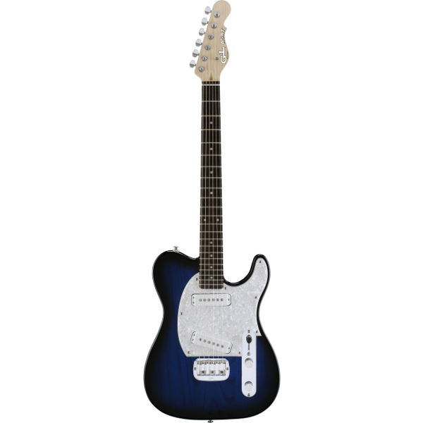 G&L Tribute ASAT Special In Blueburst.