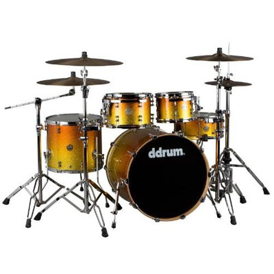 ddrum dios m series shell pack.