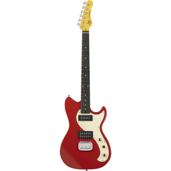 G&L Tribute Fallout In Fullerton Red.