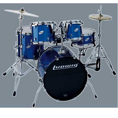 Ludwig Accent CS.