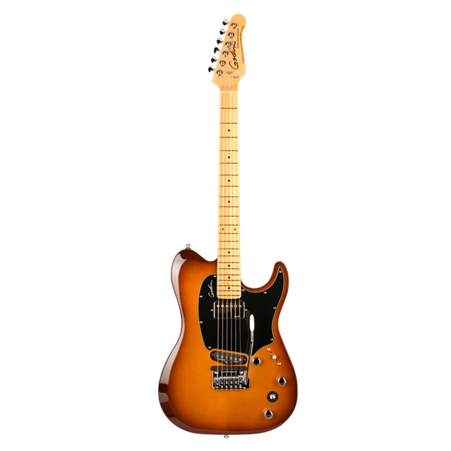 Godin Session Custom TriplePlay Lightburst.