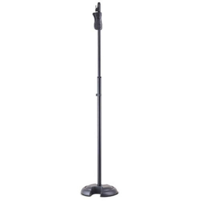 Hercules Stands EZ Clutch Microphone Stand With H-Base.