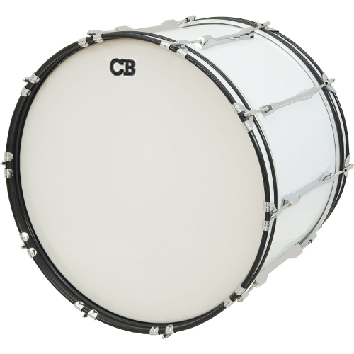 Tournament Series 14 x 22 Marching Bass Drum.