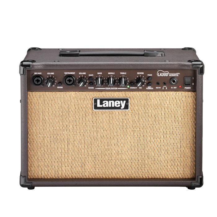 Laney LA 30 Acoustic Combo With Chorus.