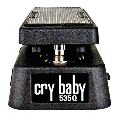 Cry Baby 535Q Multi-Wah Pedal.