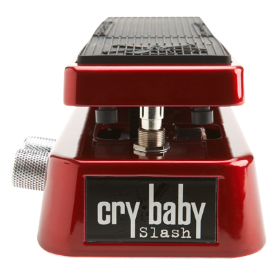Cry Baby Slash Wah Pedal.