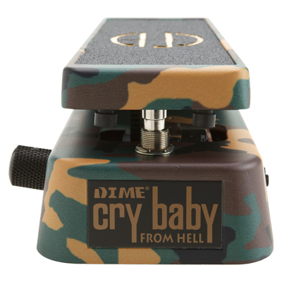 Cry Baby Dimebag Wah Pedal.