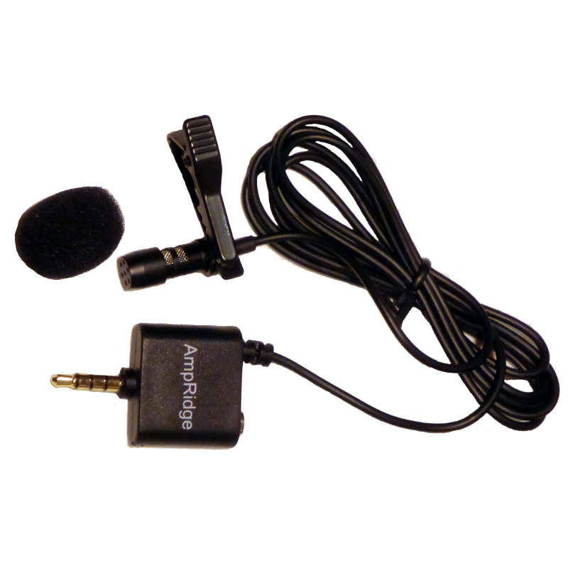 MightyMic Lavalier Condenser Mic.