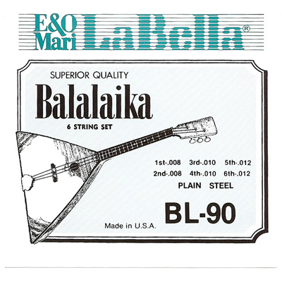 La Bella Balalaika Strings.