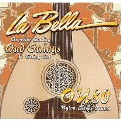 La Bella Oud Strings.