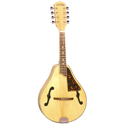 Santa Rosa Natural Mandolin.