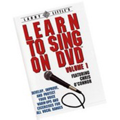 Larry Little Learn to Sing on DVD.