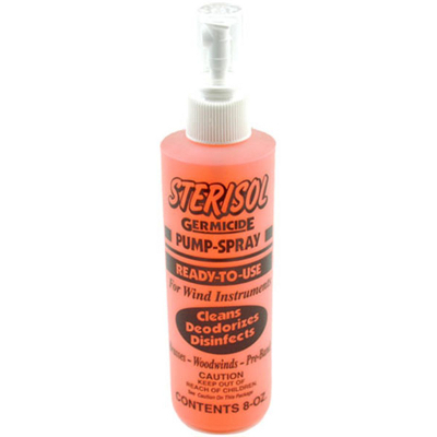 Sterisol Germicide Cleaner.