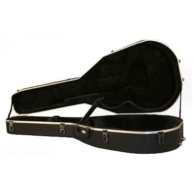 Gator ABS Jumbo Acoustic Guitar Case.